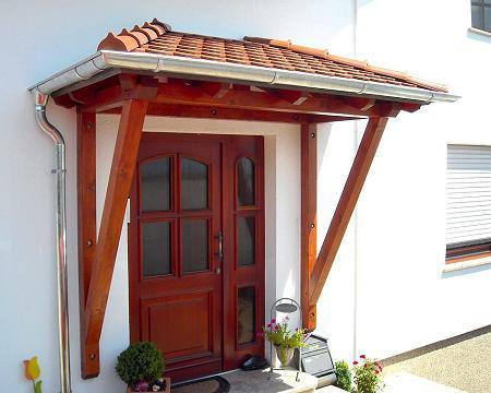Vordacher Holz Vordach Holzkomplett De